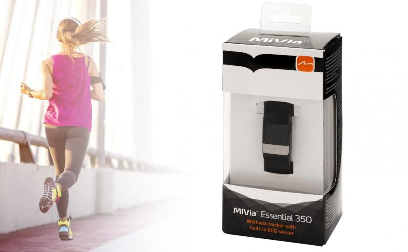 MiTAC lansează MiVia™ Essential 350 – prima brățară de fitness din lume cu senzor EKG, tehnologie inovatoare NASA EMD și funcție pentru antrenarea respirației