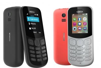 Nokia 130 Single SIM