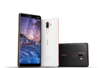 Nokia 7 plus family