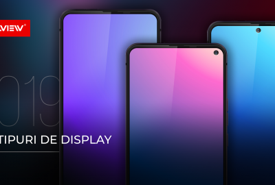 display noua serie X