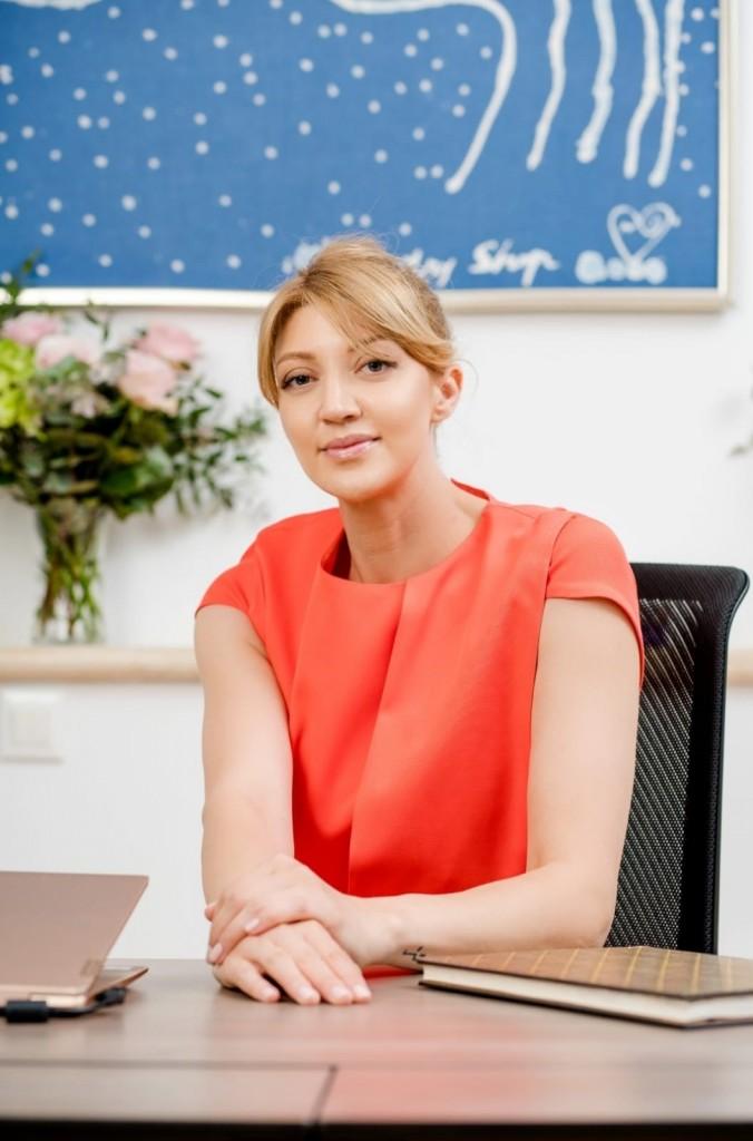Alina Conu, co-fondator si managing partner, Kapital HR